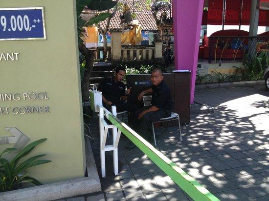 All Seasons Legian Bali: Lobby