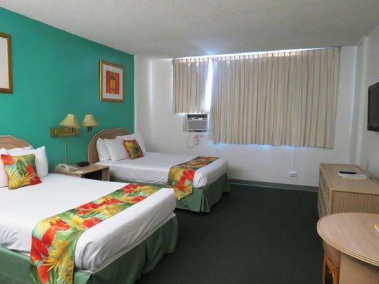 Pagoda Hotel : 2nd - comfortable