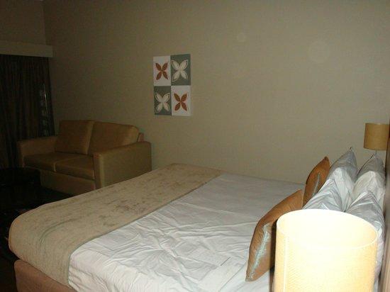 Novotel Nadi : Bed View of Room
