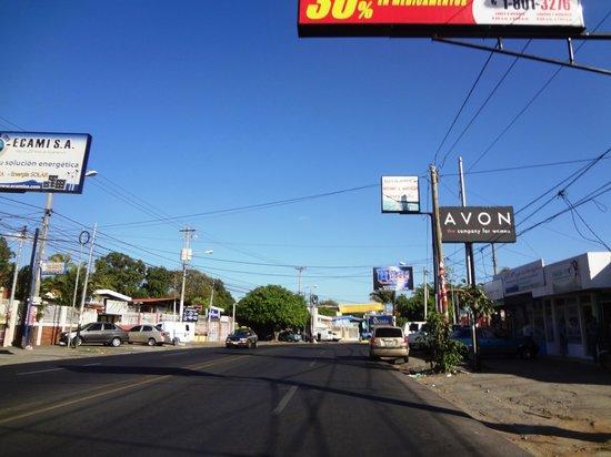 Hotel Dulce Hogar: Altamira Principal Avenue