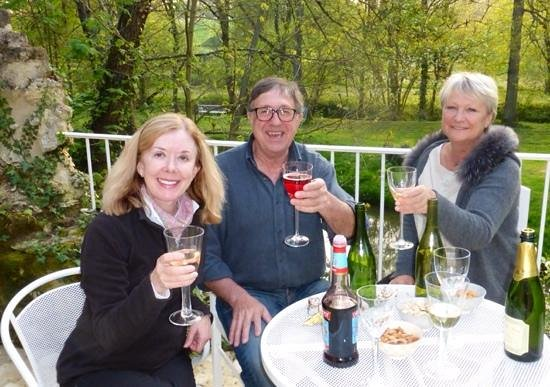 Le Moulin du Mesnil: An evening to remember.