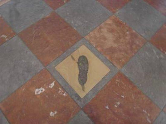 Frauenkirche: 悪魔の足跡