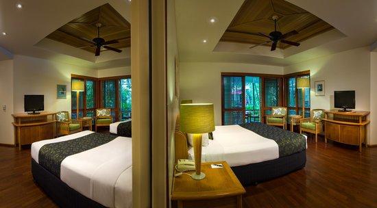 Green Island Resort: Interconnecting Suite
