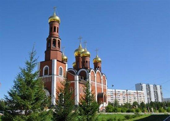 Нижневартовск, Россия: Храм Рождества Христова