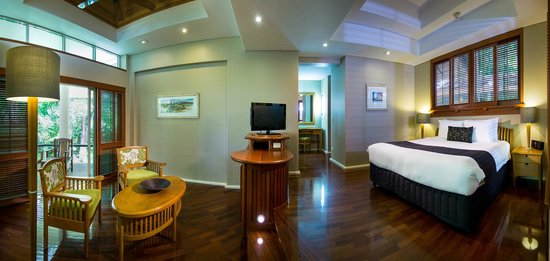 Green Island Resort: Reef Suite