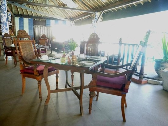 La Taverna Suites : Breakfast restaurant