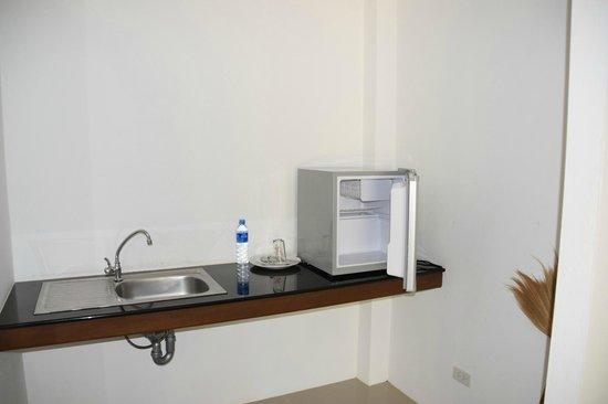 Gulaytu Resort: Мини-кухня