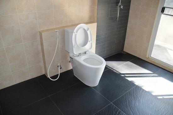 Gulaytu Resort: Туалет