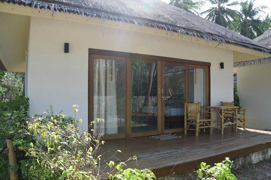 Gulaytu Resort: Терраса