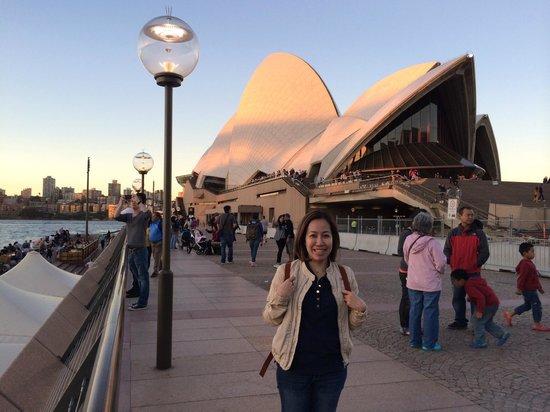 Stunning Sydney Opera House