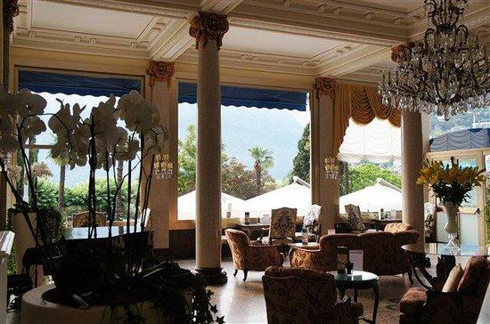 Hotel Splendide Royal: ロビーから