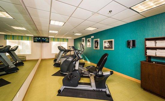 Holiday Inn Express & Suites Jacksonville - Blount Island: Fitness Center