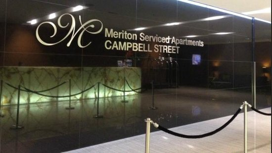 Meriton Serviced Apartments Campbell Street : highly recommended