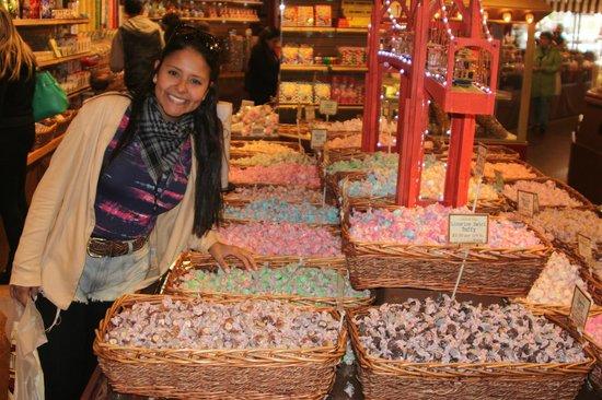 Candy Baron: mar de balas