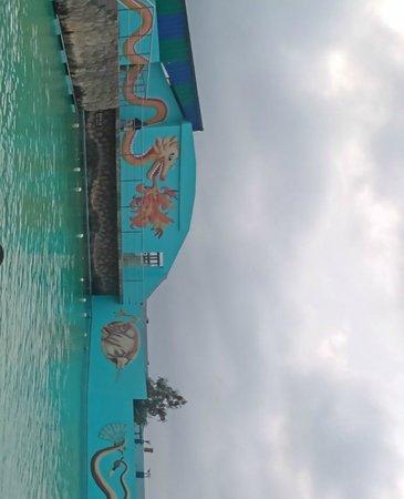 Rose Valley Manadarmoni Beach Resort: Water park