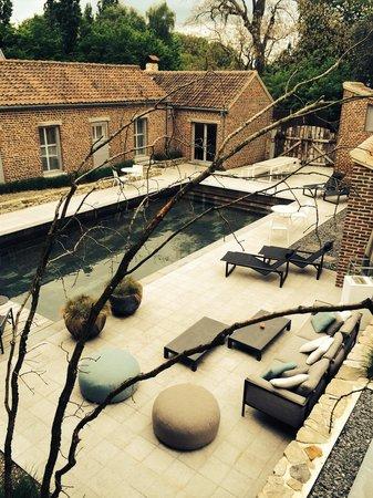 NE5T Hôtel & Spa : Swimming pool