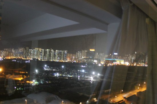 Harbour Plaza 8 Degrees: View at Night
