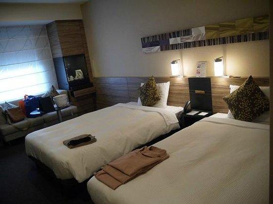 Mitsui Garden Hotel Sapporo : レディースルーム