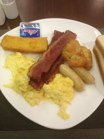 The Harbourview Hong Kong : Great breakfast