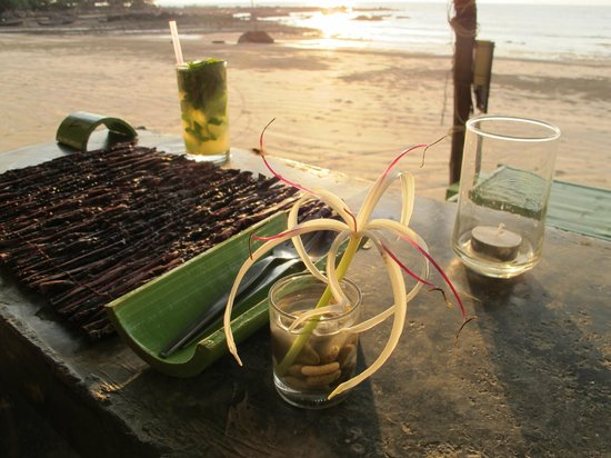 Time For Lime Bungalows: Klong Dao beach and a mojito