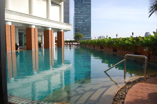 lebua at State Tower: Pool