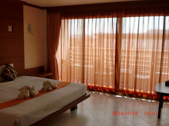 Huahin Loft Hotel : 客室