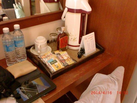 Huahin Loft Hotel: 有償のコーヒー、紅茶
