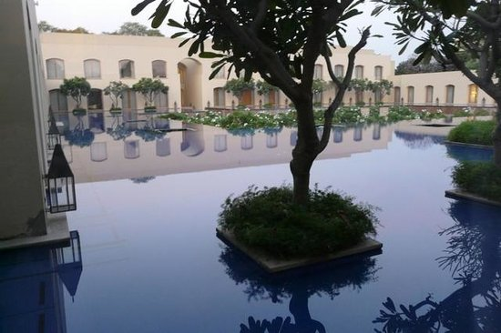 Trident, Gurgaon: Room with a view