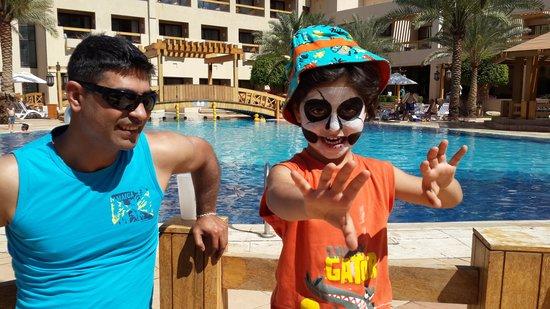 InterContinental Aqaba Resort: Animation - Osama & Jad
