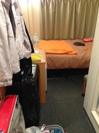 Sakura Hotel Hatagaya: this is the room