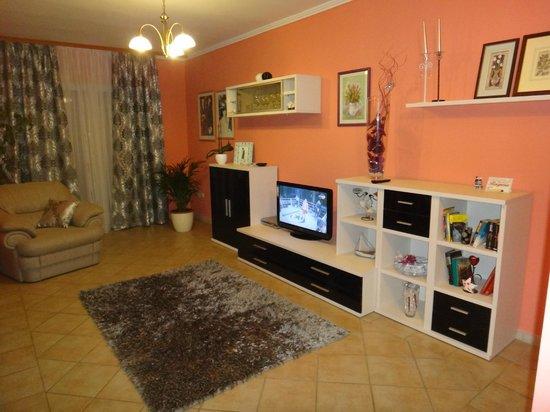Apartments Ragusa: Livingroom