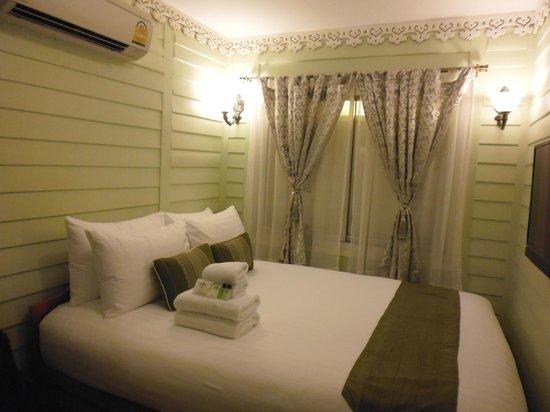 W Home Bangkok: Zimmer
