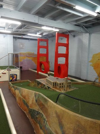 Subpar Miniature Golf