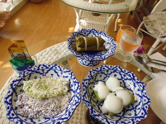 W Home Bangkok: Breakfast