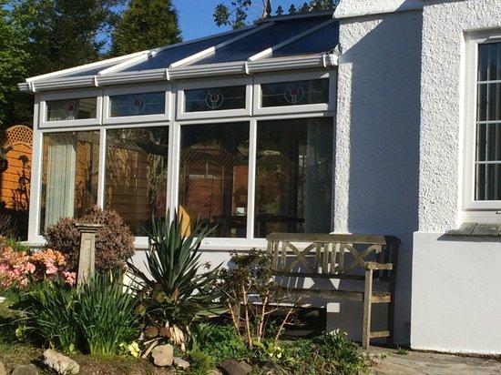 Penwinnick House Bed & Breakfast : Exterior