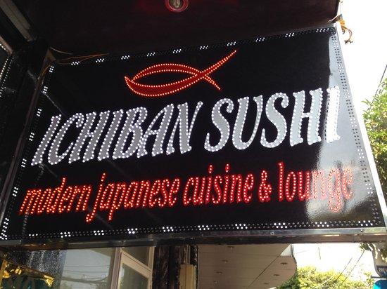 Ichiba Sushi Restaurant : Ichiban Sushi