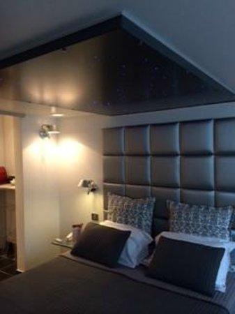 "Ecole Centrale Hotel Paris: Studio met ""sterrenhemel"""