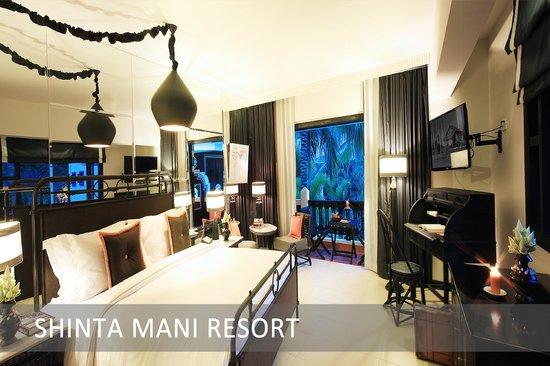 Shinta Mani Resort: Pool Side Garden Room