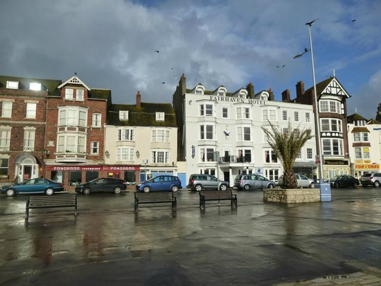The Fairhaven Hotel: Fairhaven Hotel Weymouth - additional frontages