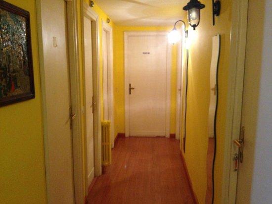 B&B Danilo Roma: Corridor