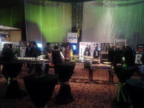 Ramses Hilton: Exhibiting companies