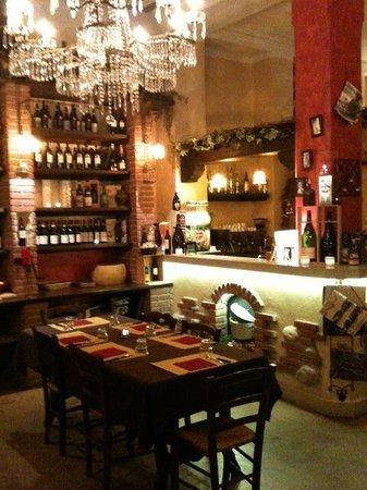 Cala La Pasta: Che accoglienza !!!
