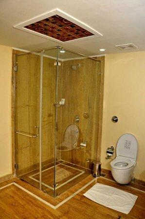 BRYS Fort : Washroom