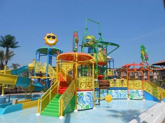 Paloma Grida Resort & Spa: aqua park