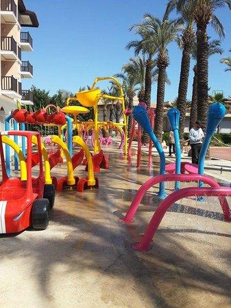 Paloma Grida Resort & Spa : aqua play