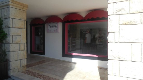Paloma Grida Resort & Spa: Patisserie