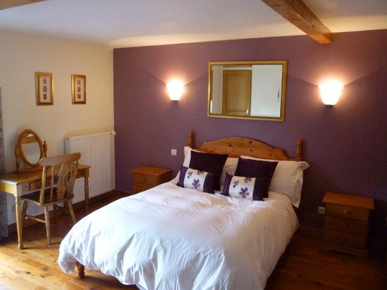 La Thiaumerie : The Grenier double bedroom