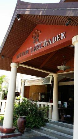 Hyton Leelavadee Phuket: main entrance