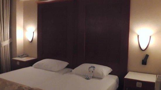 Yigitalp Hotel: stanza da letto
