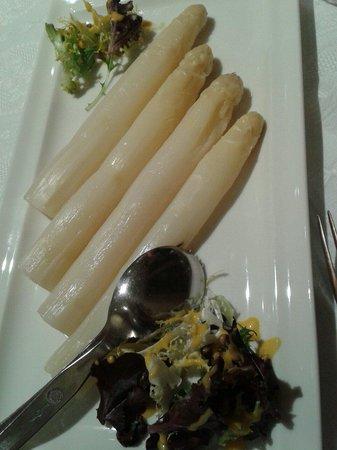 Restaurante San Fermin : Espárragos